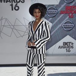 Janelle Monáe en los  BET Awards 2016