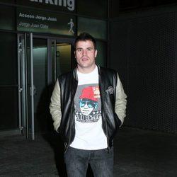 Dani Martín en el año 2008