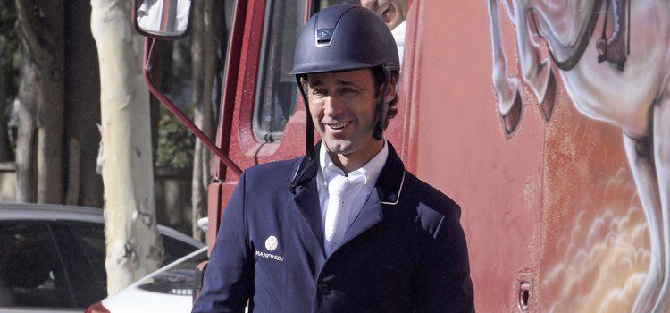 Álvaro Muñoz Escassi durante el CSN4 Madrid Top Ten