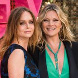 Kate Moss y Stella McCartney en la Premiere de 'Absolutely Fabulous'