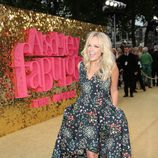 La cantante Emma Bunton en la Premiere de 'Absolutely Fabulous'
