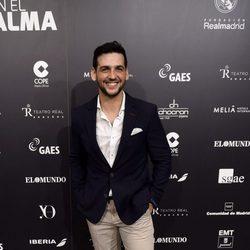 Fran Perea en el concierto benéfico 'Plácido en el alma'