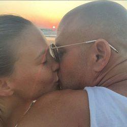Bar Refaeli y su marido Adi Ezra muy enamorados
