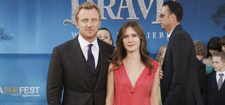 Kevin McKidd (\'Anatomía de Grey\') y Jane Parker se divorcian tras 17 ...