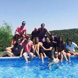 Reencuentro de los concursantes de la primera edición de 'Operación Triunfo' 2016