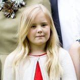 La princesa Ariane de Holanda en el posado de verano 2016