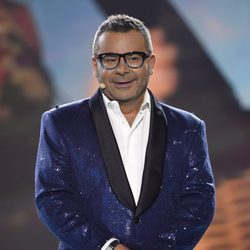 Jorge Javier Vázquez en el plató de 'Supervivientes'