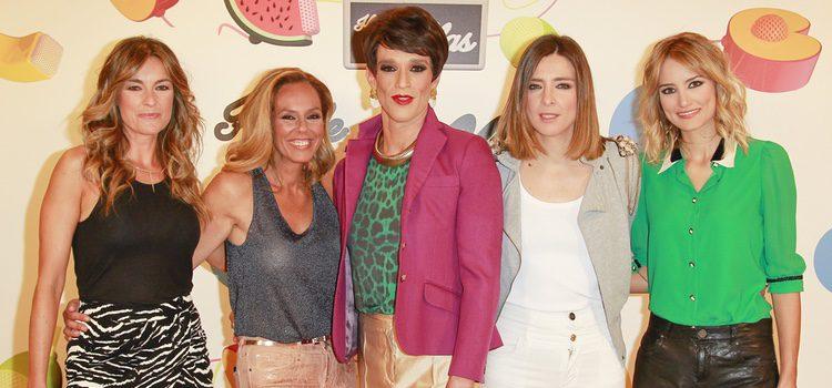 Las presentadoras de la nueva temporada de 'Hable con ellas'