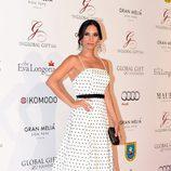 India Martínez en la Global Gift Gala 2016 celebrada en Marbella