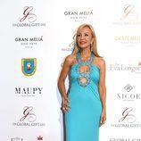 Carmen Lomana en la Global Gift Gala 2016 celebrada en Marbella