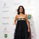 Isabel Gemio en la Global Gift Gala 2016 celebrada en Marbella