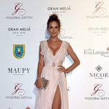 Alessandra Ambrosio en la Global Gift Gala 2016 celebrada en Marbella