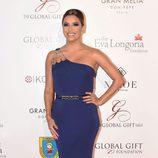 Eva Longoria en la Global Gift Gala 2016 celebrada en Marbella