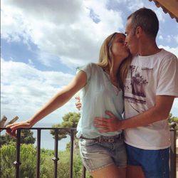 Matina Klein y Álex Corretja enamorados