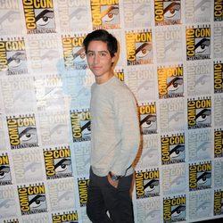 Lorenzo James Henrie  en la presentación de la séptima temporada de 'The Walking Dead' en la Comic-Con 2016