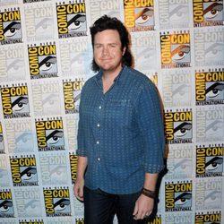 Josh McDermitt en la presentación de la séptima temporada de 'The Walking Dead' en la Comic-Con 2016