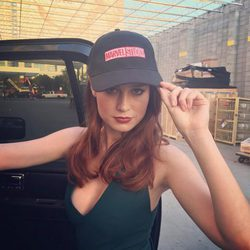 Brie Larson tras confirmarse que será 'Captain Marvel'