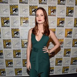 Brie Larson en la Comic-Con de San Diego 2016