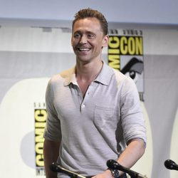 Tom Hiddleston en la Comic-Con de San Diego 2016