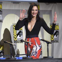 Gal Gadot en la Comic-Con de San Diego 2016