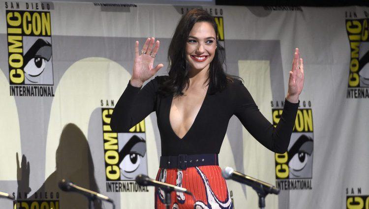 Gal Gadot protagoniza a Wonder Woman / Diana Prince