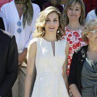 La Reina Letizia en los Premios a las Mujeres
