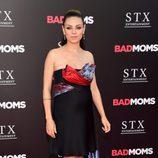 Mila Kunis estrena 'Bad moms' en Los Ángeles