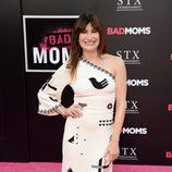 Kathryn Hahn estena 'Bad moms' en Los Ángeles