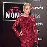 Christina Applegate en el estreno de 'Bad moms' en Los Ángeles