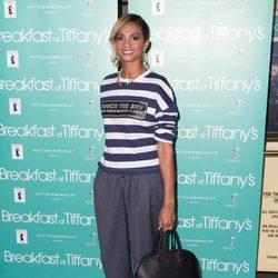 Alesha Dixon en la noche de prensa de la obra 'Breakfast At Tiffany's'
