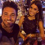 Hugo Paz y Sofía Suescun de cena en familia
