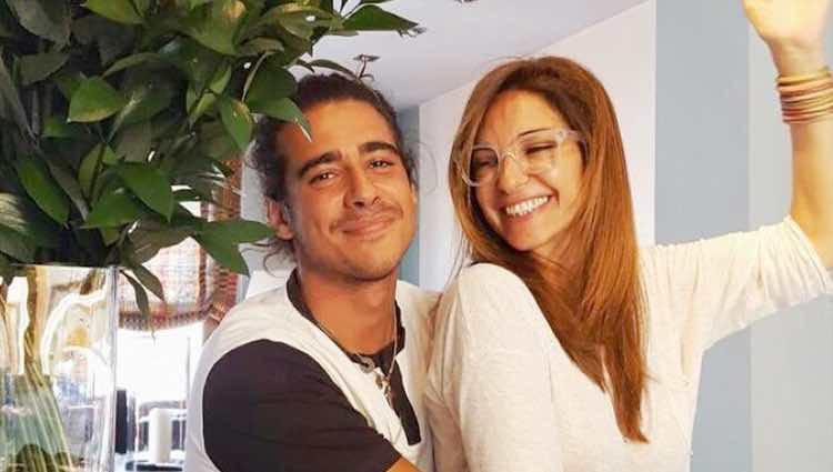 Mariló Montero celebra su 51 cumpleaños con su hijo Alberto