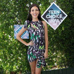 Victoria Justice en los Teen Choice Awards 2016