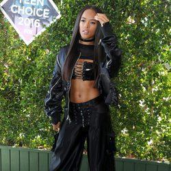 Serayah en los Teen Choice Awards 2016