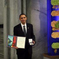 Barack Obama, elegido Premio Nobel de la Paz en 2009