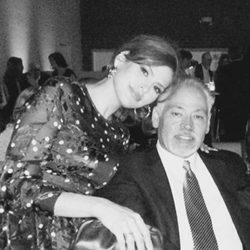 Eva Mendes y su hermano Carlos Mendes