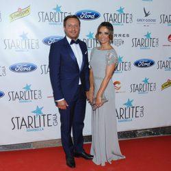 Juan Peña y Sonia González en la Gala Starlite 2016