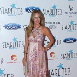 Lara Dibildos en la Gala Starlite 2016