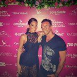 Luis Rollán y Raquel Bollo en la discoteca Amnesia en Ibiza