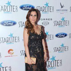 Diana Navarro en la Gala Starlite 2016