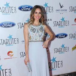 Vanesa Romero en la Gala Starlite 2016