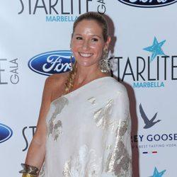 Fiona Ferrer en la Gala Starlite 2016