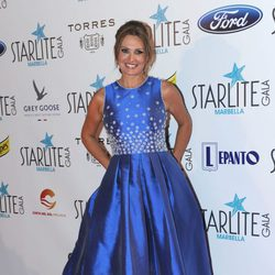 Ainhoa Arteta en la Gala Starlite 2016