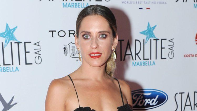 María León en la Gala Starlite 2016