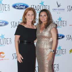 Sandra García-Sanjuán en la Gala Starlite 2016