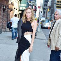 Diane Kruger en Nueva York tras su ruptura con Joshua Jackson