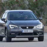 La Infanta Elena llegando al puerto de Palma de Mallorca en su vehículo
