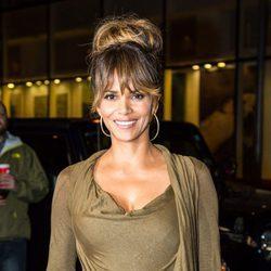 Halle Berry en un evento en Midtown