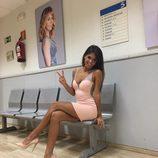 Sofía Suescun en los platós de Telecinco