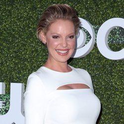Katherine Heigl luce embarazo en el evento Summer TCA
